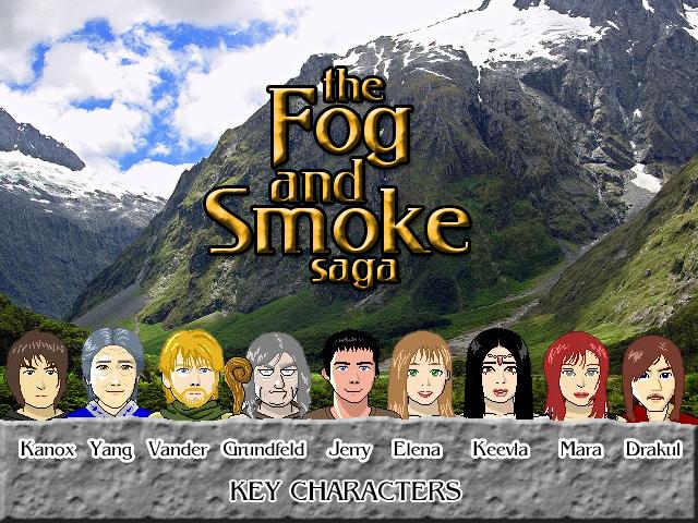 Fog and Smoke Characters